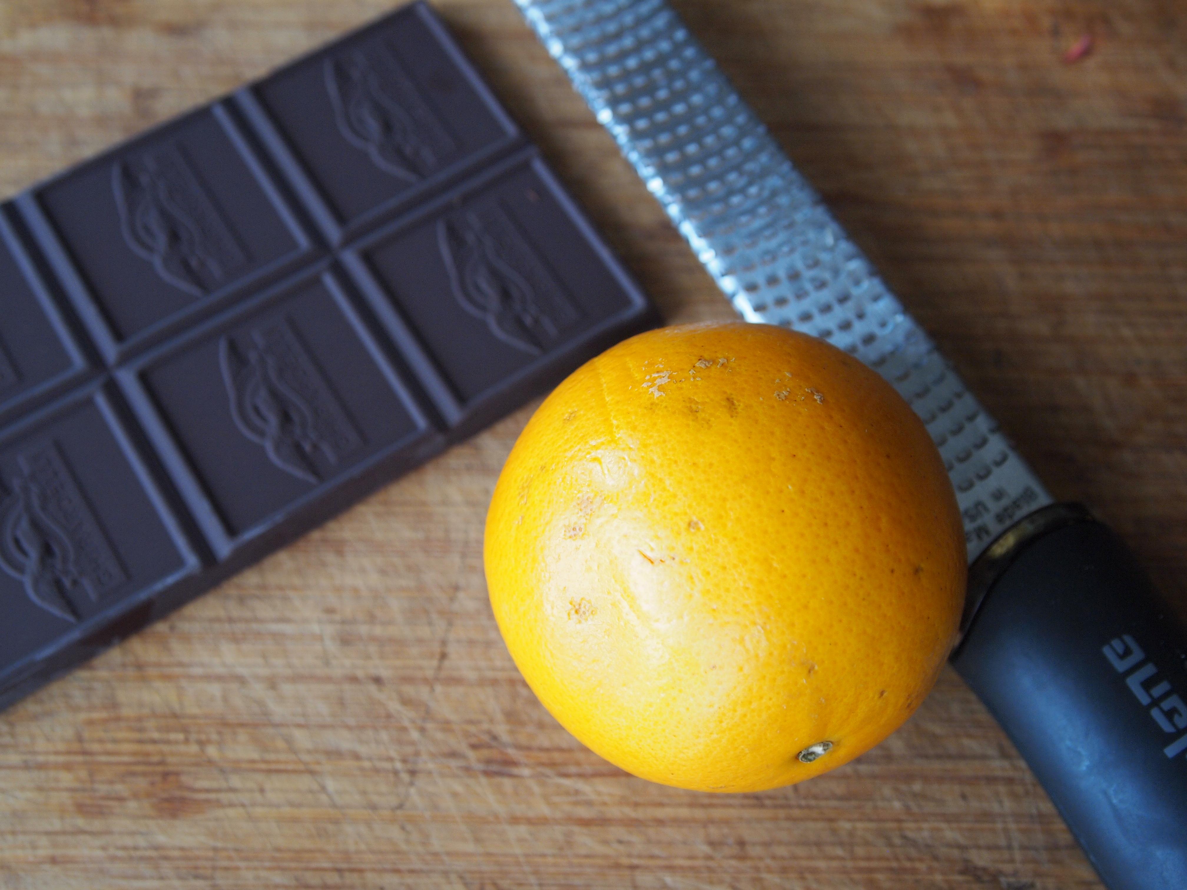 A Vegan Gluten-free Chocolate Extraordinare.